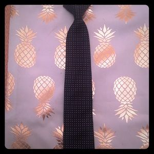 Boys clip on tie size large